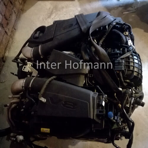 Мотор Мереседес