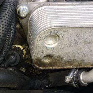 Устранение течи масла из двигателя