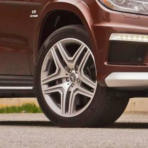 Отбеливание дисков Mercedes