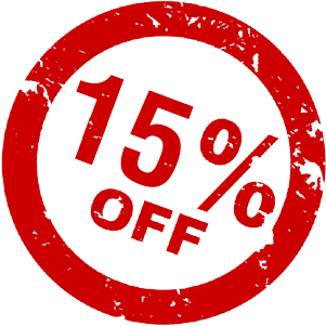 Сидка 15%