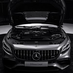 Техническое обслуживание Mercedes