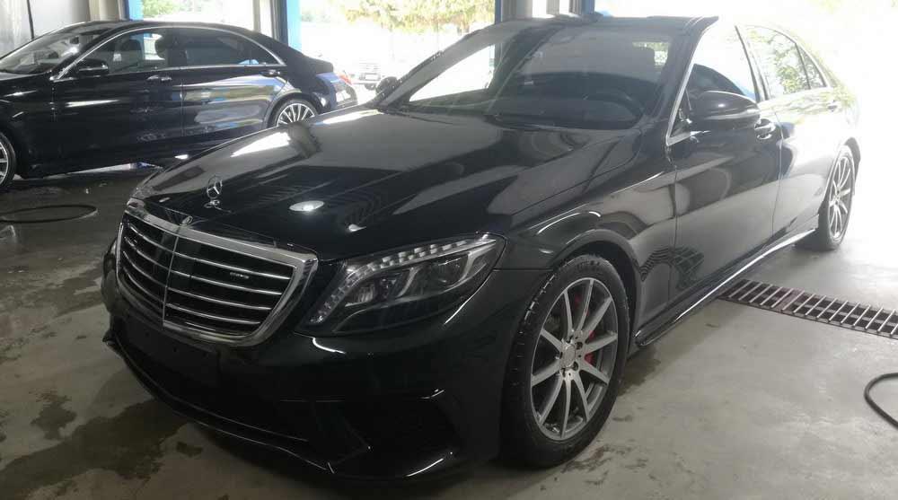 Спецпредложение на ремонт Mercedes